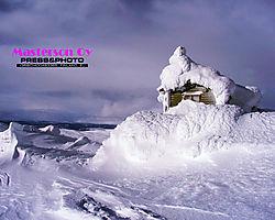 The winter cottage-Åretop
