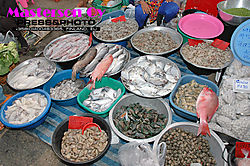 Chinese fishmarket