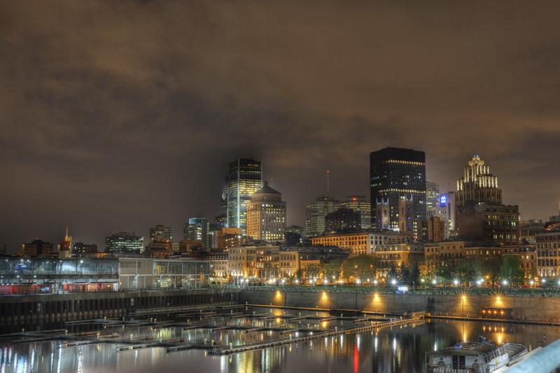 Montreal_Skyline_HDR