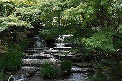A_Stream_in_Japanese_Garden.jpg