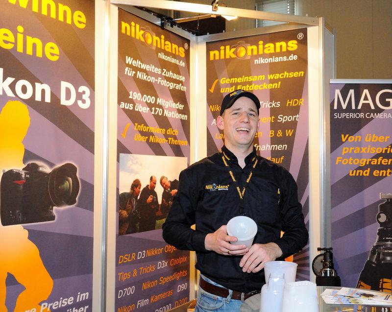 Nikon Solutions Expo 2009