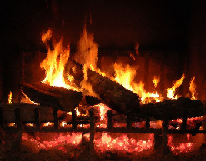 The_fire_place