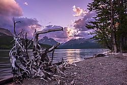 Two_Medicine_Lake_Sunset-4-HDR.jpg