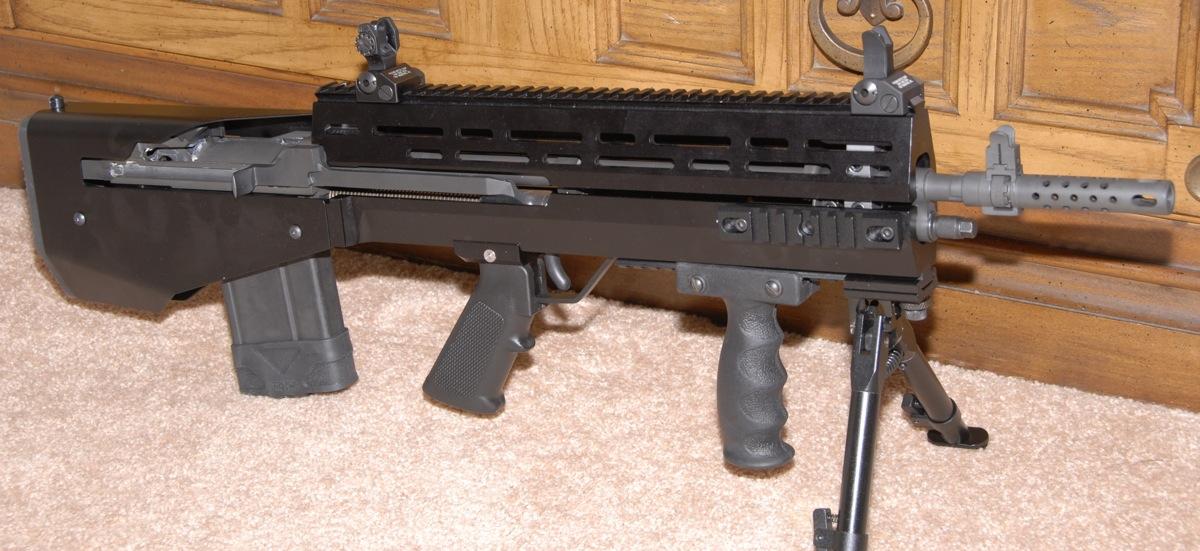 M1A Bullpup legality - M14 Forum M14 Bullpup