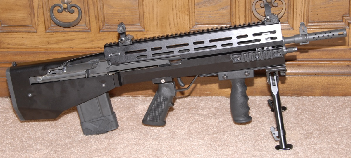 Modern Day M14/M1A Platform Rifle - Page 2 - M14 Forum M14 Bullpup