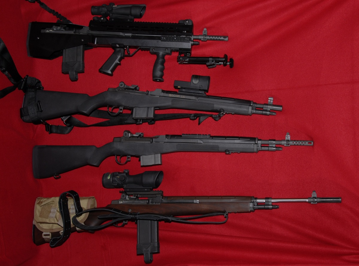 My New Bulldog Scout - Page 2 - M14 Forum
