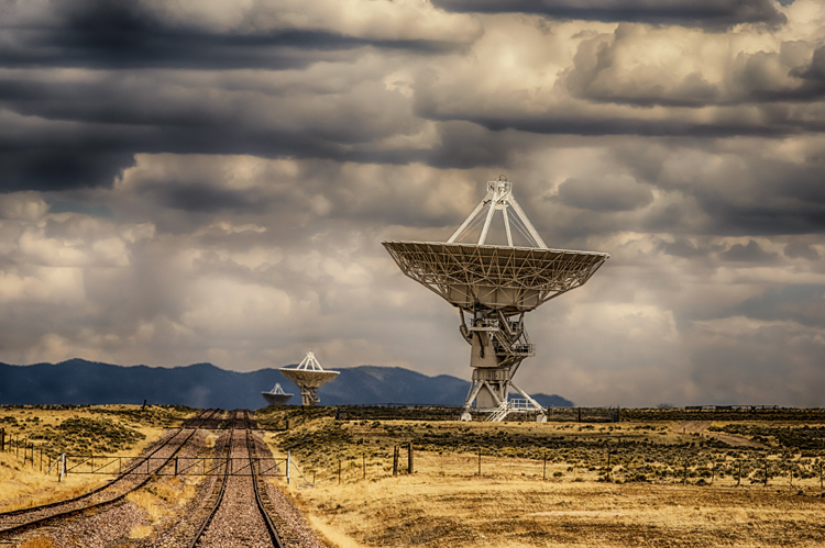 VLA_Dishes_Clouds_HDR_-_Enhanced_-_Nikonians