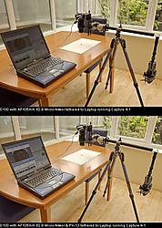 D100 105mm Micro-Nikkor Setup