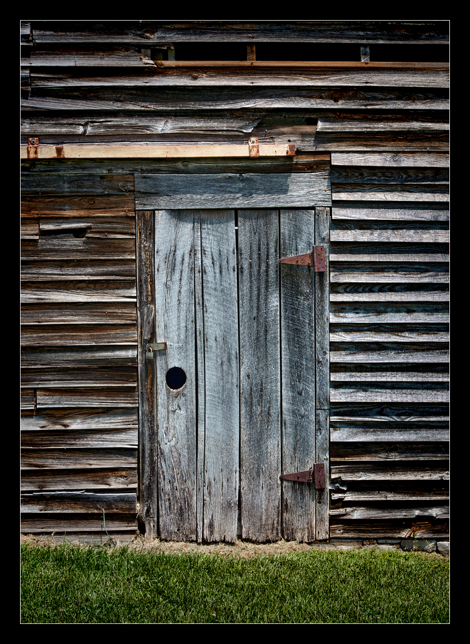 Barnside-Door