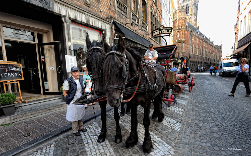 Beer-Wagon-in-Bruges
