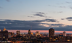 John_D_Roach--Twilight_in_Milwaukee_from_my_Balcony.jpg