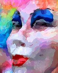 LarryMannino_Cave_PaintedFace.jpg