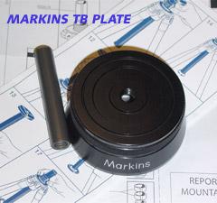 Markins TB plate